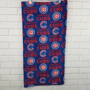 Other - Chicago Cubs Fleece Throw Blanket